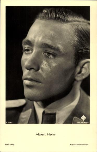 Ak Schauspieler Albert Hehn, Portrait, Ross Verlag A 3241/1