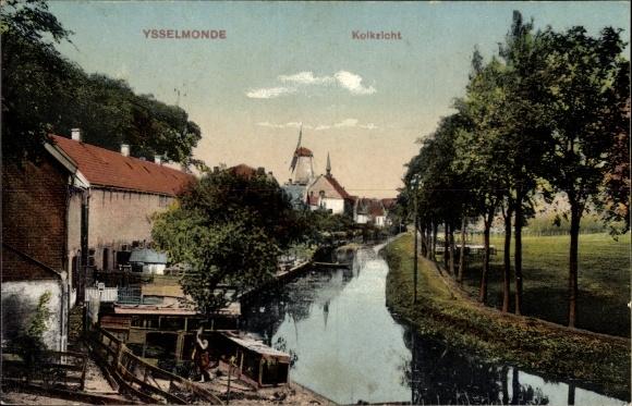 Bild zu Ak IJsselmonde Sü...