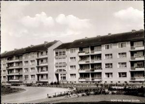 Ak Porz Köln Nordrhein Westfalen, Partie auf der Bonner Straße, Wohnhäuser