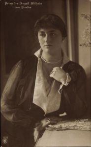 Ak Alexandra Viktoria von Schleswig Holstein Sonderburg Glücksburg, NPG 5522