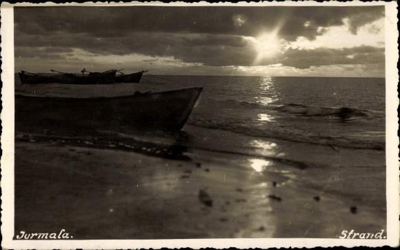 Jūrmala lettland strand
