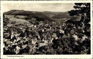 Ak Plettenberg im Märkischen Kreis, Blick auf den Ort mit Umgebung