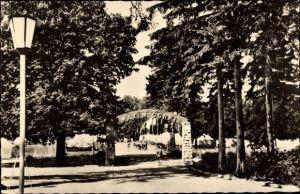 Ak Wilhelmsthal Marksuhl Thüringen, Pionierzeltlager Maxim Gorki