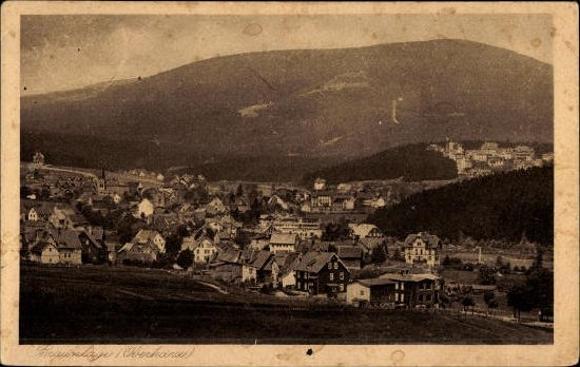 10 alte Ak Braunlage im Oberharz, diverse Ansichten 2