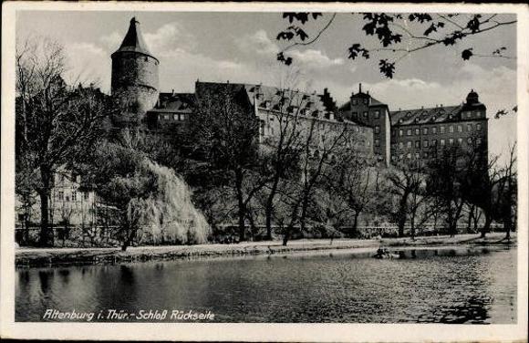 10 alte Ak Altenburg in Thüringen, diverse Ansichten 3