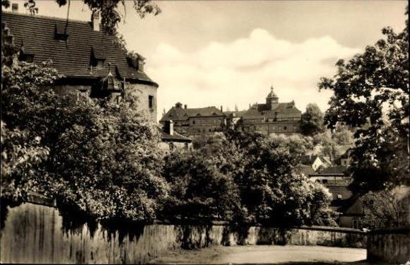 10 alte Ak Altenburg in Thüringen, diverse Ansichten 6
