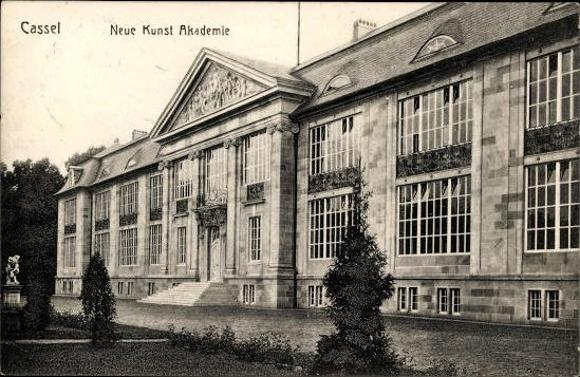 10 alte Ak Kassel Wilhelmshöhe in Hessen, diverse Ansichten 4