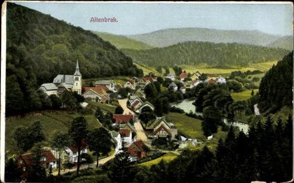 10 alte Ak Thale und Umgebung, diverse Ansichten 6