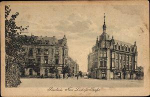 Ak Saarlouis im Saarland, Neue Lisdorfer Straße