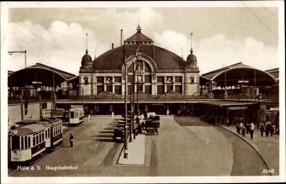 Taxi Halle Saale Hauptbahnhof