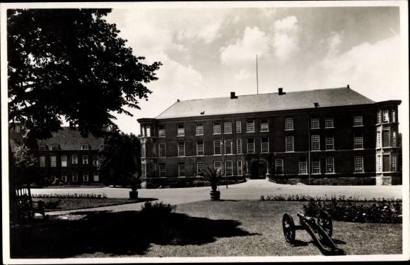 Ak Breda Nordbrabant Niederlande, Kon. Mil. Academie