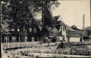 Ak Oldendorf im Kreis Stade, Gasthaus von H. Neumann, Schornstein