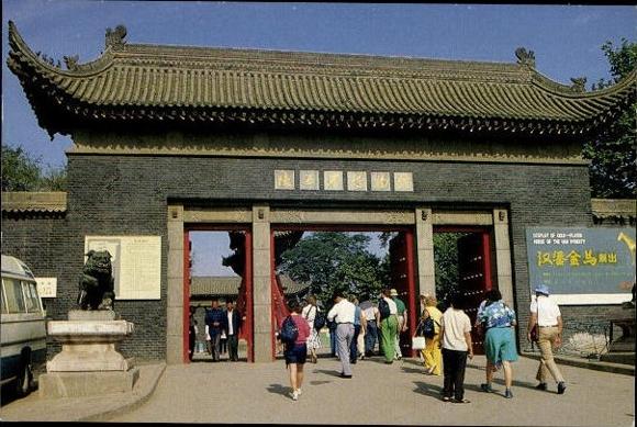 8 alte Ak China, diverse Ansichten