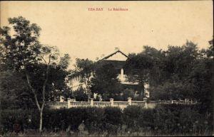Ak Yên Bái Vietnam, Vue de la Residence
