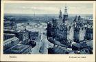 10 alte Ak Dresden, diverse Ansichten