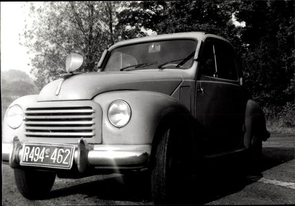 Ak Automobil, Kennzeichen R494-462, Selbstmördertüren