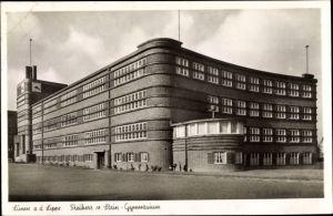 Ak Lünen in Nordrhein Westfalen, Freiherr von Stein Gymnasium