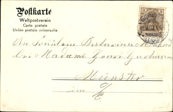 Ak Bei Neubois Gereuth Elsass Bas Rhin, Hotel Altenberg 1