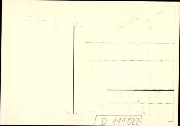 Künstler Ak Freising in Oberbayern, Pädagogischer Lehrgang 1951-53, Lehrer 1