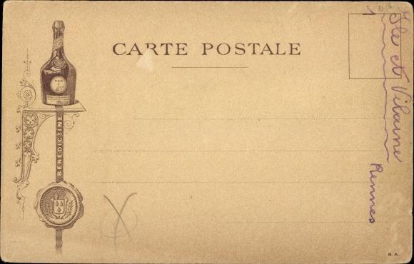 Litho Paris Frankreich, Exposition Universelle 1900, Pavillon de l'Algerie 1