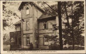 Ak Schledehausen Bissendorf in Niedersachsen, Klinik u. Sanatorium Dr. Guischard