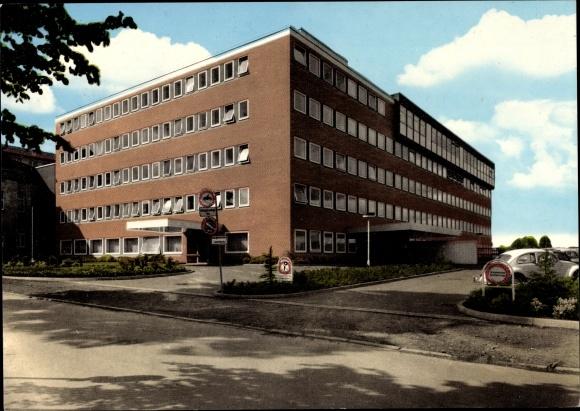 Ak Greven in Nordrhein Westfalen, Blick auf das Maria Josef Hospital
