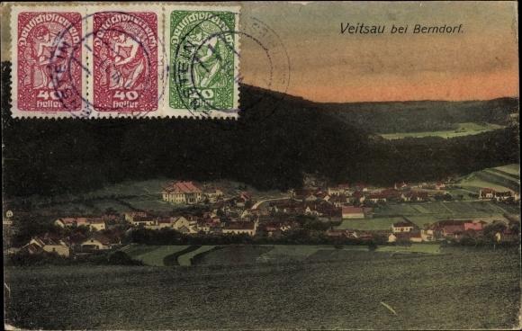 Bild zu Ak Veitsau Berndo...