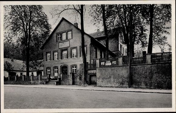 Ak Osnabrück in Niedersachsen, Kaffeehaus zum Schmied, Im Hone, Bes. H. Sandmann