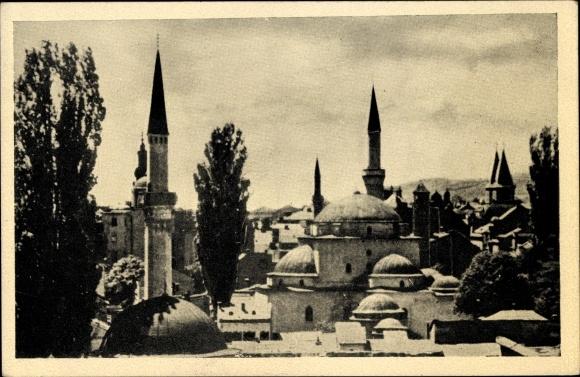 Ak Sarajevo Bosnien Herzegowina, Dzamije, Moschee