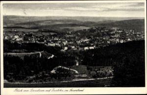 Ak Iserlohn im Märkischen Kreis, Blick vom Danzturm, Panoramaansicht von Ortschaft