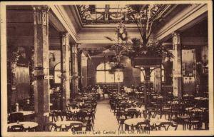 Ak Hansestadt Bremen, Cafe Central, Inh. C. Harms, Innenansicht