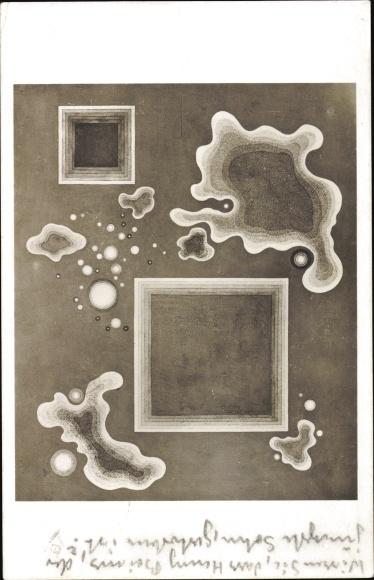 Künstler Ak Bayer, Herbert, Bauhaus, Composition 8, Foto Consemüller
