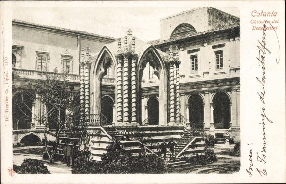 Ak Catania Sicilia, Chiostra del Benedettini