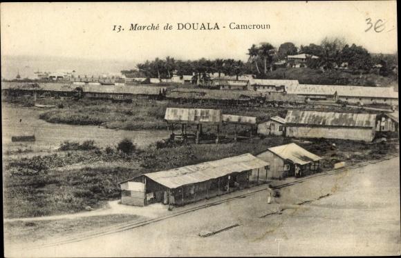 Douala datiert
