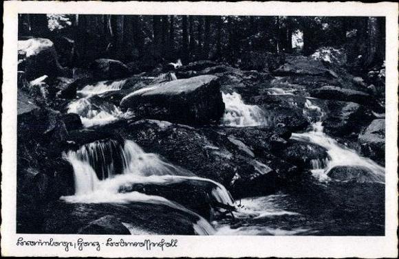 10 alte Ak Braunlage im Oberharz, diverse Ansichten 4