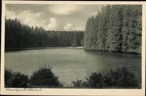 10 alte Ak Braunlage im Oberharz, diverse Ansichten 5
