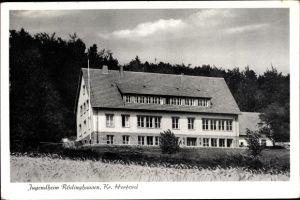 Ak Rödinghausen in Ostwestfalen, DJH Jugendheim, Gesamtansicht