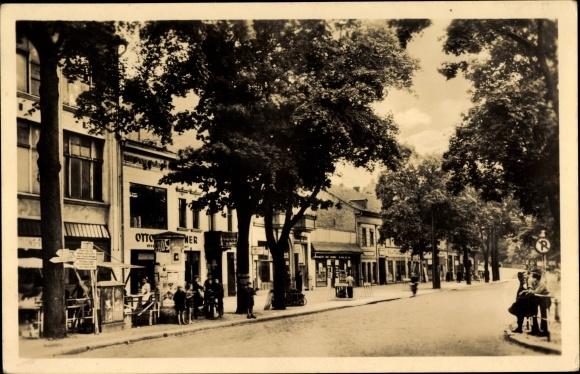 Ak Oranienburg in Brandenburg, Bernauer Straße