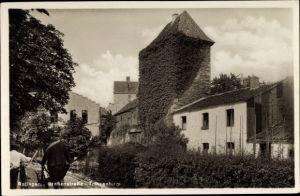 Ak Ratingen Nordrhein Westfalen, Grabenstraße, Trinsenturm