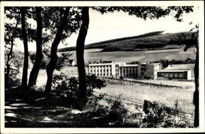 Ak Unsen Sünteltal Hameln Niedersachsen, Haus vor d. Süntel, Erholungsheim d. Hamburger Schulvereins