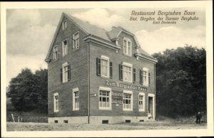 Ak Remscheid im Bergischen Land, Restaurant Bergisches Haus, Inh. Emil Diederichs