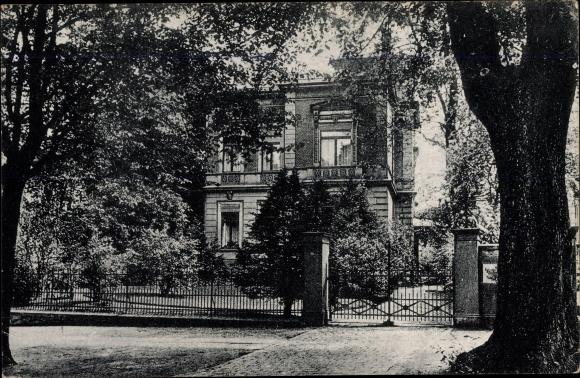Ak Hamburg Eimsbüttel Harvestehude, Wohnhaus, Außenansicht, Mittelweg 98 0