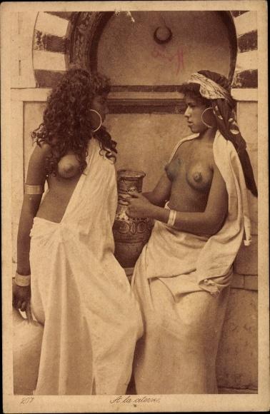 nackte araberinnen