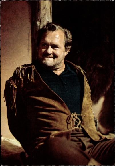 Ak Schauspieler Walter Barnes, Unter Geiern, Constantin, Portrait