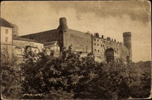Ak Tallinn Reval Estland, Schloss, Loss
