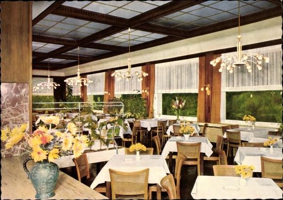 Ak Breitscheid Ratingen Nordrhein Westfalen, Hotel Gaststätte Krummenweg, Inh. J. Doerenkamp