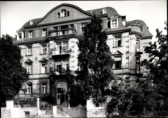 Foto Ak Bad Kissingen Unterfranken, Rudolf Wissell Sanatorium d. Landesversicherungsanstalt Berlin 0