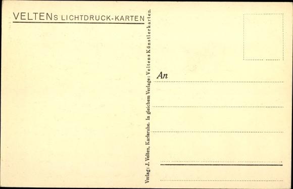 Ak Nürnberg in Mittelfranken Bayern, Toplerhaus, Strassenansicht 1