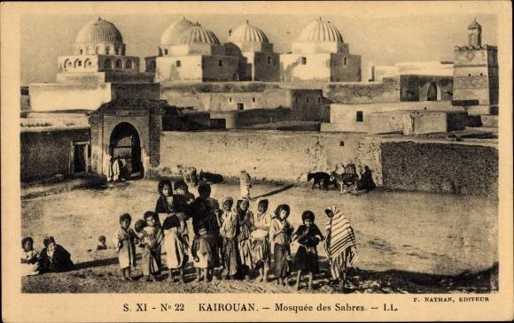 Ak Kairouan Tunesien, Mosquée des Sabres, Moschee 0