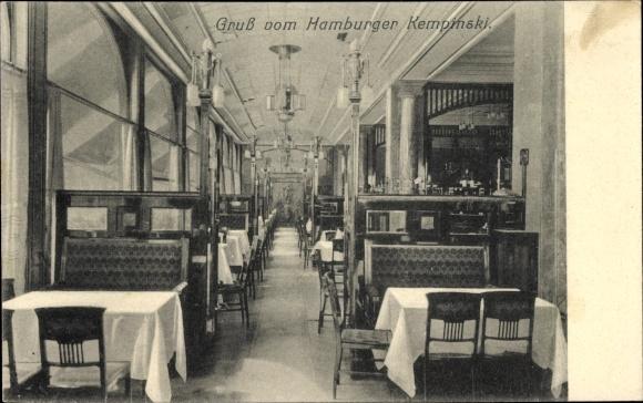 Ak Hamburg Mitte St. Georg, Hamburger Kempinski 0